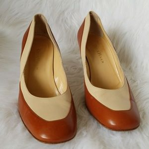 Cole Haan Leather Shoes - Size 8.5